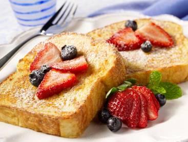 Cách làm bánh French Toast